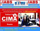 CIMA Tuition - Individual & Group
